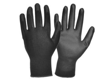 General Handling PU Gloves - One Size
